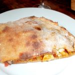 Calzone au Poulet-Curry